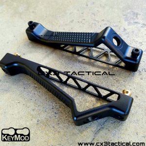 Grips/Picatinny/Keymod/M-LOK