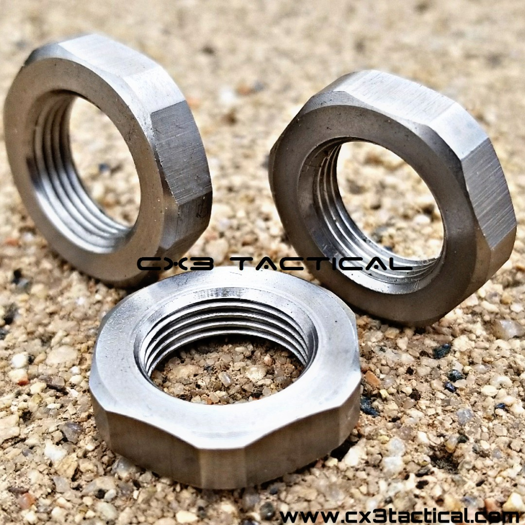 Stainless Steel Jam Nut Washer Pack Of 3 For 223 556